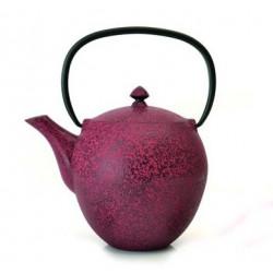 Чайник заварочный чугун, темно-красный, 1 л BergHOFF 1107044