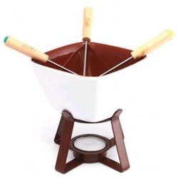 Набор для шоколадного фондю 4 пр. Gipfel 1979