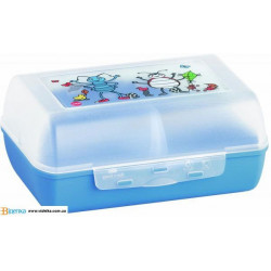 """Детский контейнер EMSA VARIABOLO """"Муравей"""" с перегородкой, 16х11х7см EM 513792"""