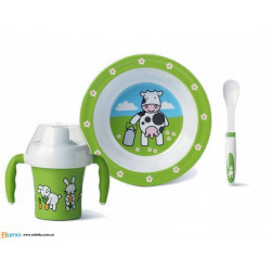 Детский набор Emsa FARM FAMILY 3 пр. EM 509095