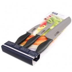 Набор ножей ASAMA 3 пр. в пластиковой упаковке Gipfel 6649