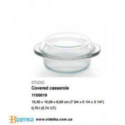 Кастрюля стеклянная BergHOFF Studio Line v0,7 л 1100019