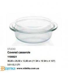 Кастрюля стеклянная BergHOFF Studio Line v3 л 1100021