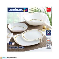 Сервиз Luminarc 19пр Elen J7127