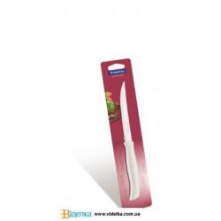 Нож Tramontina ATHUS white для стейка с зубчиками 127мм, индивидуальный блистер 23081/185