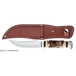 Спортивный нож для шкур Tramontina SPORT, 127 мм, в чехле 26011/105