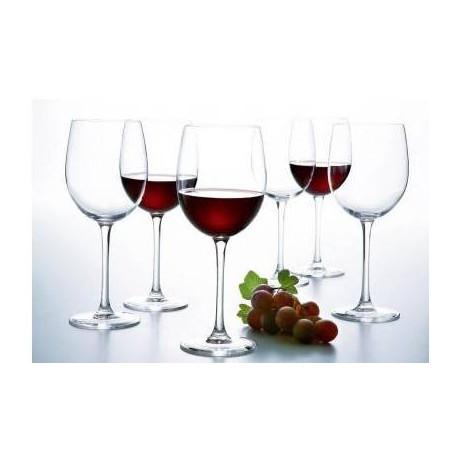 Набор бокалов для вина Luminarc Versailles 360мл-6шт