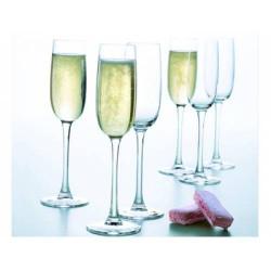 Набор бокалов для шампанского Luminarc Versailles 160мл-6шт
