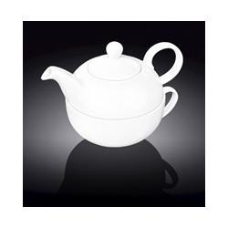 Набор чайник и чашка Wilmax WL-994048/1C