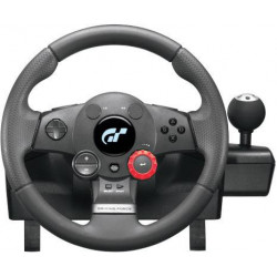 Игровой манипулятор Logitech Driving Force GT Steering Wheel