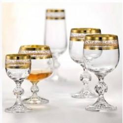 Набор бокалов 18 предмета Bohemia Claudia (43081)