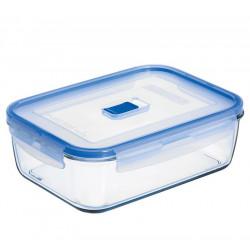 Емкость для еды прямоугольная 1220мл Luminarc Pure Box Active J5630