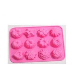 Форма для випечки печенья на 12шт. Vincent VC-1472