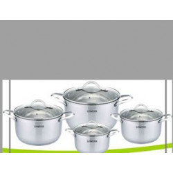 Набор посуды Lessner 8пр 55858