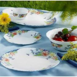 Сервиз столовый 19+6пр Arcopal Florine L5302