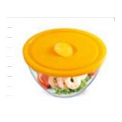 Салатник с крышкой д-СВЧ 0,3л Simax Color 5412/D