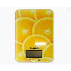 Весы кухонные Magio 296 апельсин