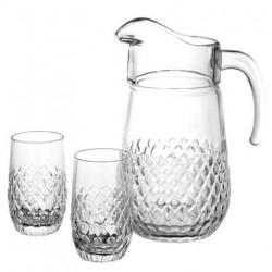 Набор для воды 7 предметов Bolero Pasabahce 97578