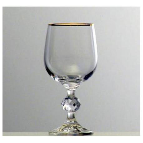 Bohemia Claudia Набор бокалов/вино 190мл(M8302)-6шт