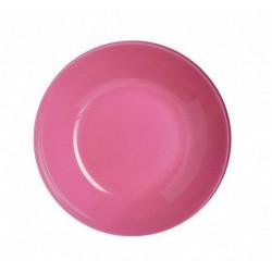 Тарелка глубокая 20 см Luminarс Arty Pink L1052