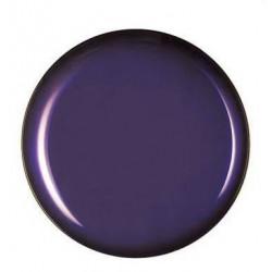 Тарелка обеденная 26 см Luminarс Arty Purple L1053