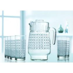 Набор для воды 7 пр Luminarc Aldwin