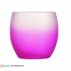 Стакан низкий 340мл Luminarc Frost Pink L1001