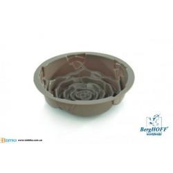 Силиконовая форма для выпечки «роза» BergHOFF 1101862