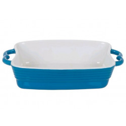 Форма керамическая 13х5.3х21.5 см Limited Edition Harmonia (голубая)