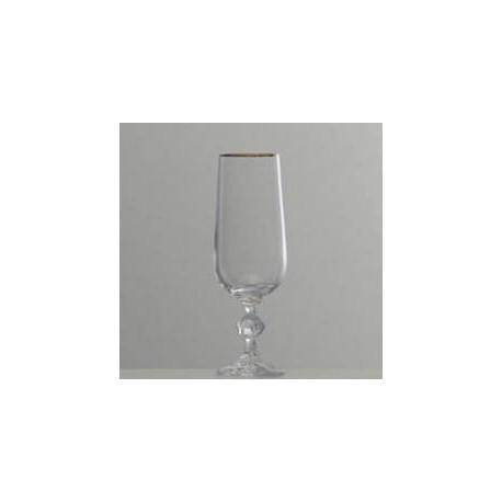 Bohemia Claudia Набор бокалов/пиво 280мл (20733)-6шт