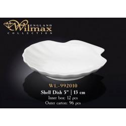 Wilmax Блюдо-ракушка 13см WL-992010
