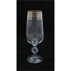 Бокалы для пива Bohemia Claudia (43249) 280 мл-6 шт