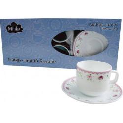 Сервиз чайный 12пр Milika Rosalie M0130-16119