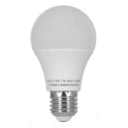 Светодиодная лампа (LED)ERGO Standard A60 E27 6W 220V  4100K (LSTA60E276ANFN)