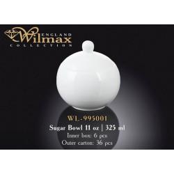 Wilmax Сахарница 325мл WL-995001