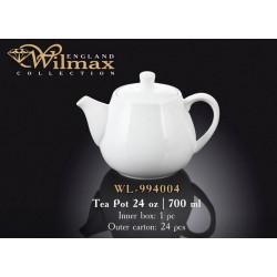 Wilmax Чайник заварочный 700мл WL-994004