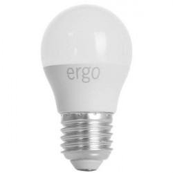 Светодиодная лампа (LED) ERGO Standard G45 E27 6W 220V 4100K (LBCG45E276ANFN)
