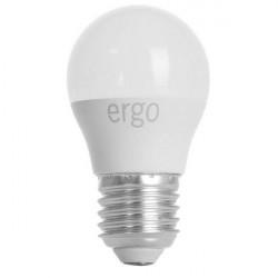 Светодиодная лампа (LED) ERGO Standard G45 E27 6W 220V 3000K (LBCG45E276AWFN)