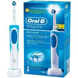 Зубная электрощетка Braun Oral-B Vitality Precision Clean D 12