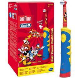 Зубная электрощетка Braun Oral-B Mickey Stages D 10 513