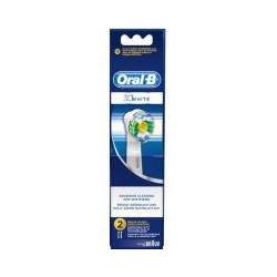Сменные насадки BRAUN EB 18 Oral-B 3D White