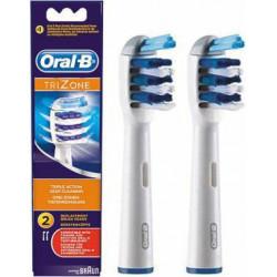 Насадка для зубной щетки Braun Oral-B Trizone EB30
