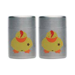 Набор для соли и перца Sheriff Duck
