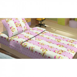 Детское постельное белье для младенцев Lotus ранфорс - MiMi розовый