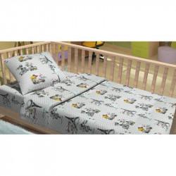 Детское постельное белье для младенцев Lotus фланель - СoCo