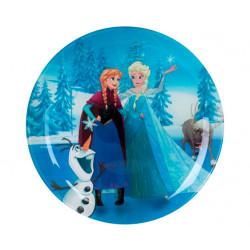 Тарелка десертная 20см Luminarc Disney Frozen Winter Magic L7466