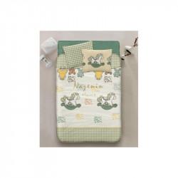 Детское постельное белье для младенцев Nazenin - Merry ранфорс