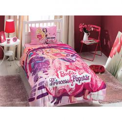 Постельное белье 160х220 подростковое Tac Disney - Barbie Princess Pop Star