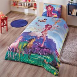 Постельное белье 160х220 подростковое Tac Disney - Mia and me fairy