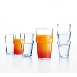 Набор стаканов низких 270мл-3шт Luminarc Acrobate L8408
